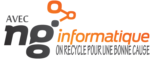 NG Recycle – Recycler mes produits électroniques -